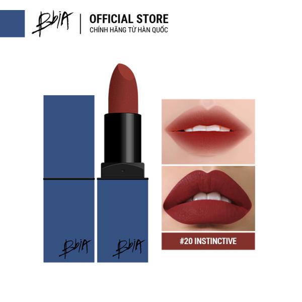 Son thỏi lì Bbia Last Lipstick Version 4 – Có chọn màu