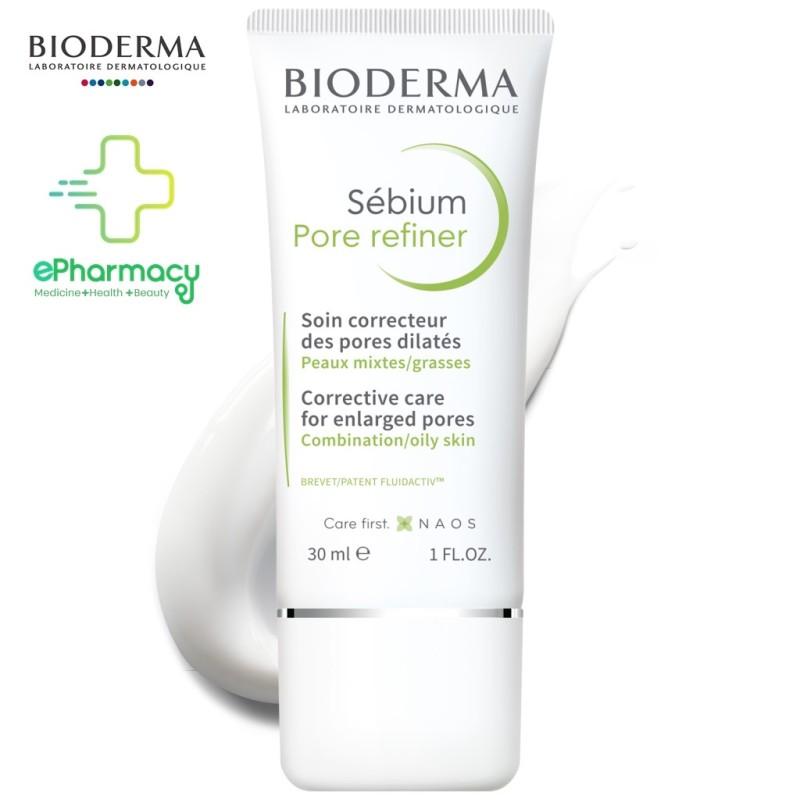 [HCM]Kem Dưỡng Bioderma Sébium Pore Refiner se nhỏ lỗ chân lông và giảm nhờn cho da dầu mụn 30ml