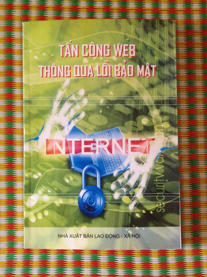 Mua TẤN CÔNG WEB THÔNG QUA LỖI BẢO MẬT (web PHP)