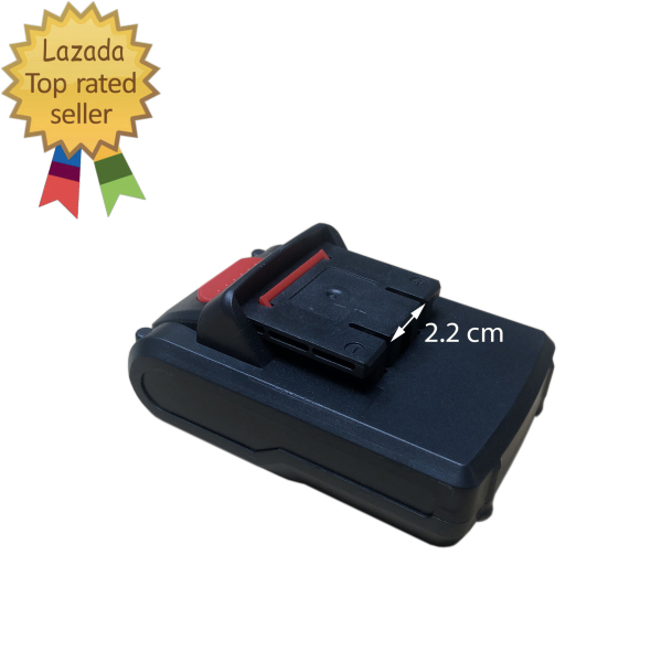 Pin máy khoan 24v, 26v, 21v 5 cell 10A - dùng cho máy Voto, makita, hitachi, dewalt Bao gồm 5 cell 18650 Dung lượng 1500mAh