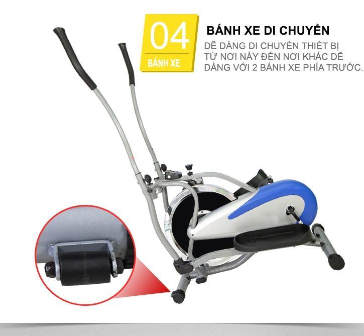 Bảng giá Xe đạp tập thể dục toàn thân Orbitrek 2082