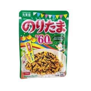 Gia vị rắc cơm Marumiya vị trứng và rong biển cho bé gói 28g - Rắc cơm ăn liền Marumiya Nhật Bản giàu dinh dưỡng, thơm ngon cho bé - VTP mẹ và bé TXTP087 thumbnail