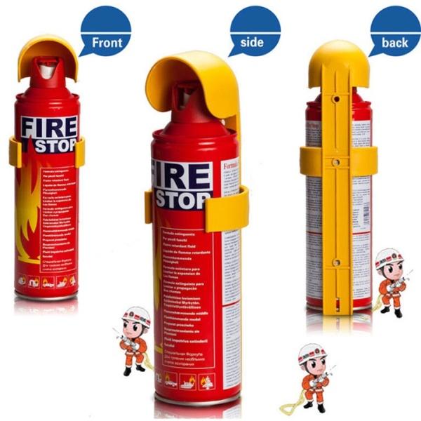Bình chữa cháy ô tô, bình cứu hỏa ô tô, xe máy, văn phòng