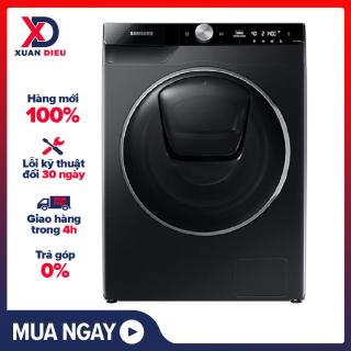 Máy giặt Samsung Inverter 10 Kg WW10TP54DSB SV Chế độ Wrinkle care chống nhăn Khóa trẻ em ,Vệ sinh lồng giặt ,Thêm đồ khi đang giặt với cửa phụ Add Door ,Công nghệ giặt bong bóng Eco Bubble thumbnail