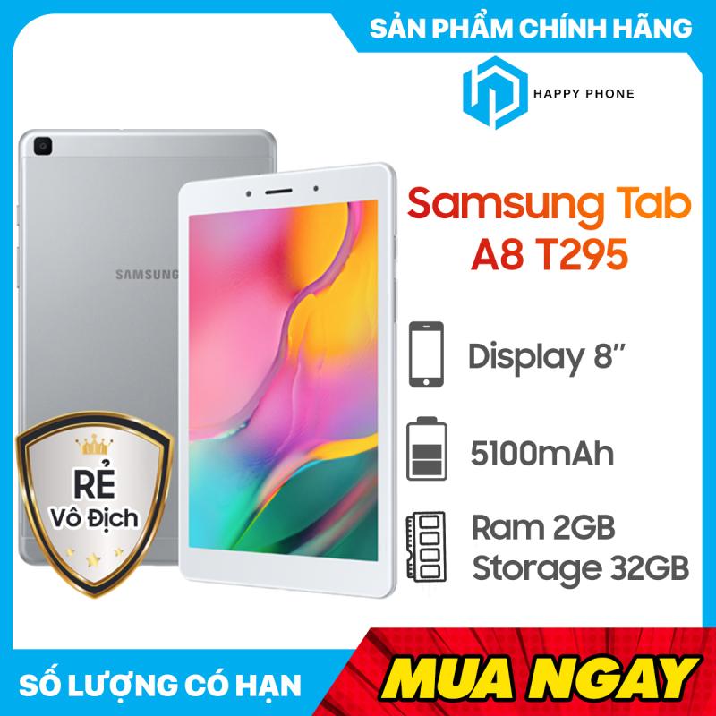 Máy tính bảng Samsung Galaxy Tab A8 T295 (2019) 32GB/2GB - Chính hãng, mới 100%, nguyên seal, BH 12 tháng. chính hãng