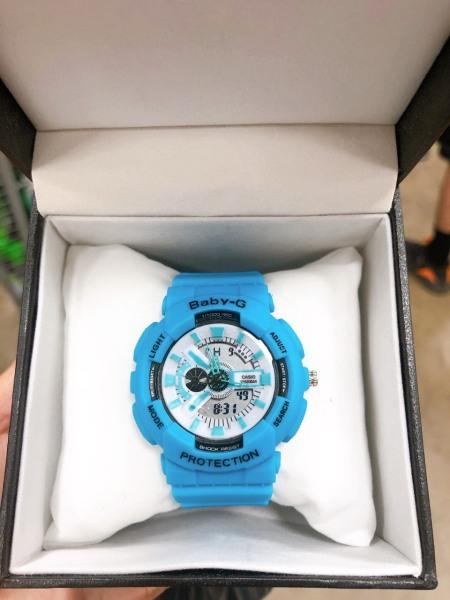 Nơi bán Đồng hồ thời trang nam nữ Bayby G size nữ