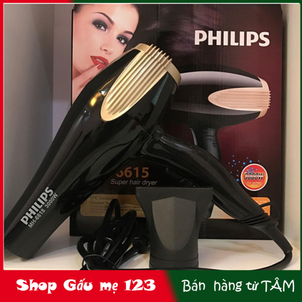 Máy sấy tóc Philip 3000w 2 chiều siêu khỏe cao cấp