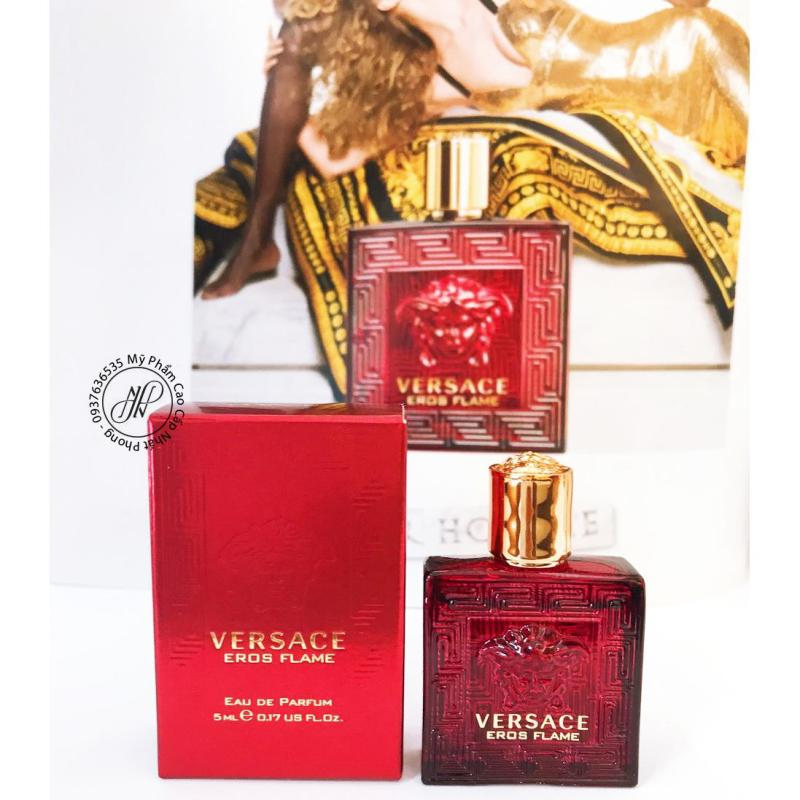 Nước hoa nam Versace Eros Flame EDP 5ml
