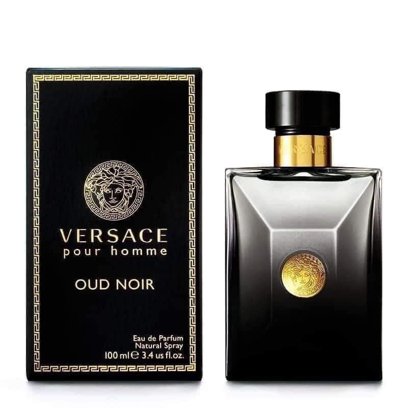 Nước hoa nam Versace Pour Homme Oud Noir EDP 100ml