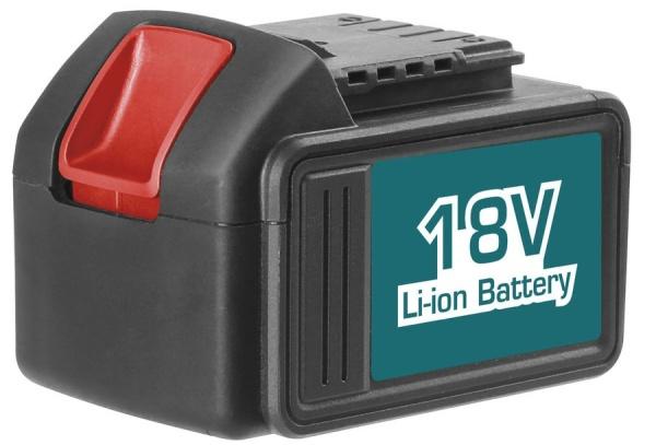 pin Lithium 18v TOTAL