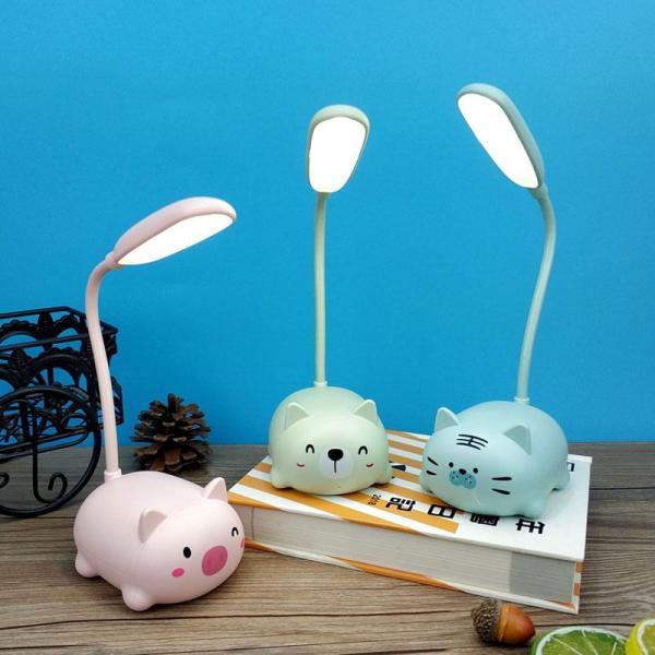 Bảng giá Đèn học để bàn chống cận-đèn học mini-Đèn bàn học bài hình mèo dễ thương