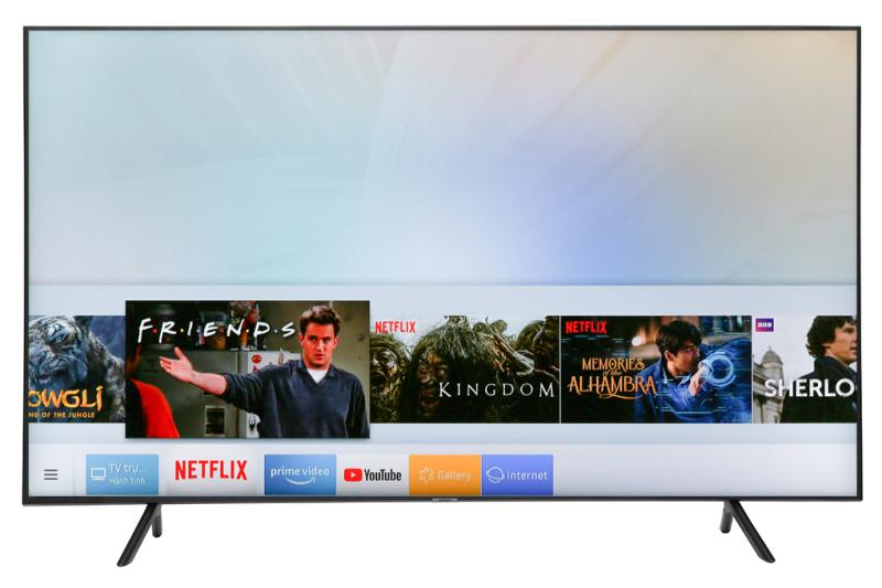 Smart Tivi Samsung 4K 50 inch UA50RU7100 chính hãng