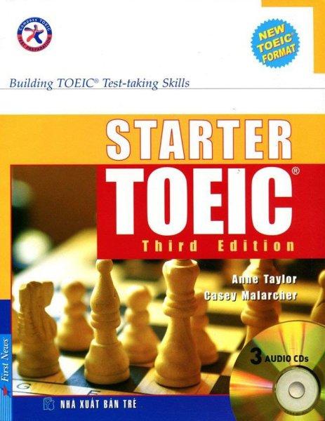 Mua Sách - Starter TOEIC - Third edition