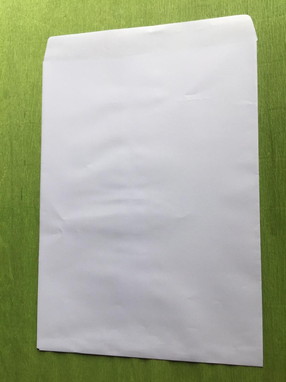 Mua Bộ 100 Bao thư A4 màu trắng
