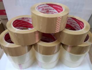 [LOẠI TỐT] Băng Keo Siêu Dính Đa Năng Băng keo đục trắng vàng, Keo dán chống thấm đa năng cho tường, trần nhà, mái tôn, ống nước..công nghệ Nhật Bản ( loại tốt giá rẻ BANE THEO CUỘN) thumbnail