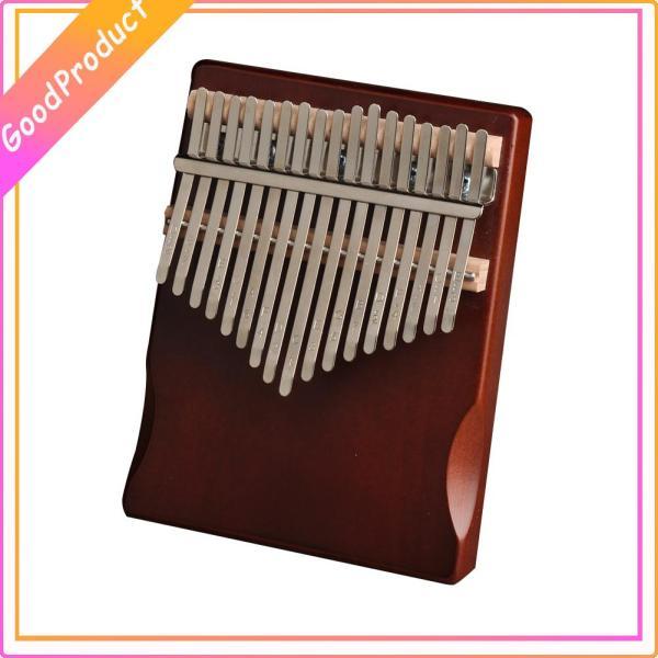 Đàn Kalimba 17 Phím Gỗ Thông Nhạc Cụ Piano Ngón Tay Cho Người Mới Bắt Đầu