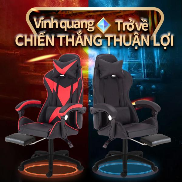 Ghế chơi game Ghế vi tính gia dụng Ghế làm việc có thể nằm Ghế chơi điện tử Ghế ngồi Live trực tiếp Ghế Boss giá rẻ