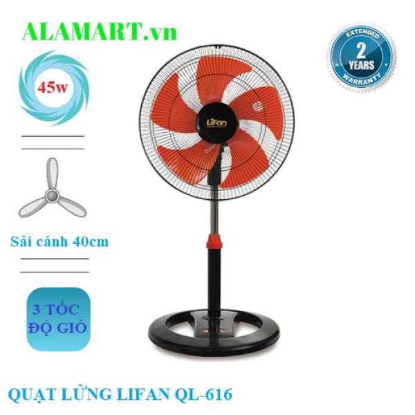 QUẠT LỬNG LIFAN QL-616