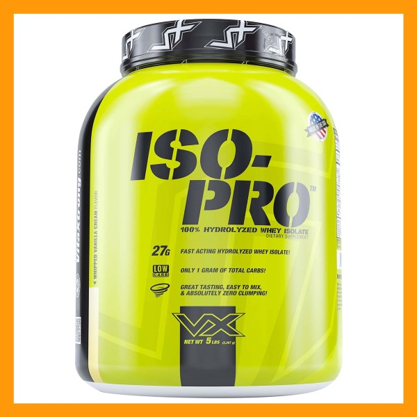 WHEY PROTEIN - VITAXTRONG - ISO PRO - 5Lbs - Bổ sung protein tăng cơ giảm mỡ - Từ Mỹ