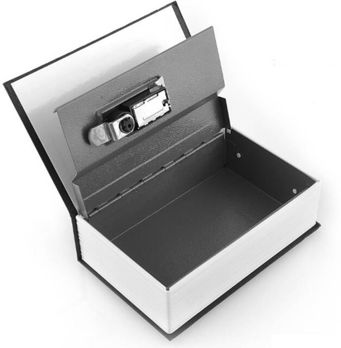 Két sắt hình quyển sách - két sắt mini