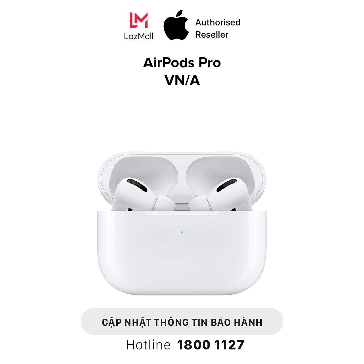 Apple AirPods Pro - Hàng Chính Hãng VN/A - MWP22VN/A