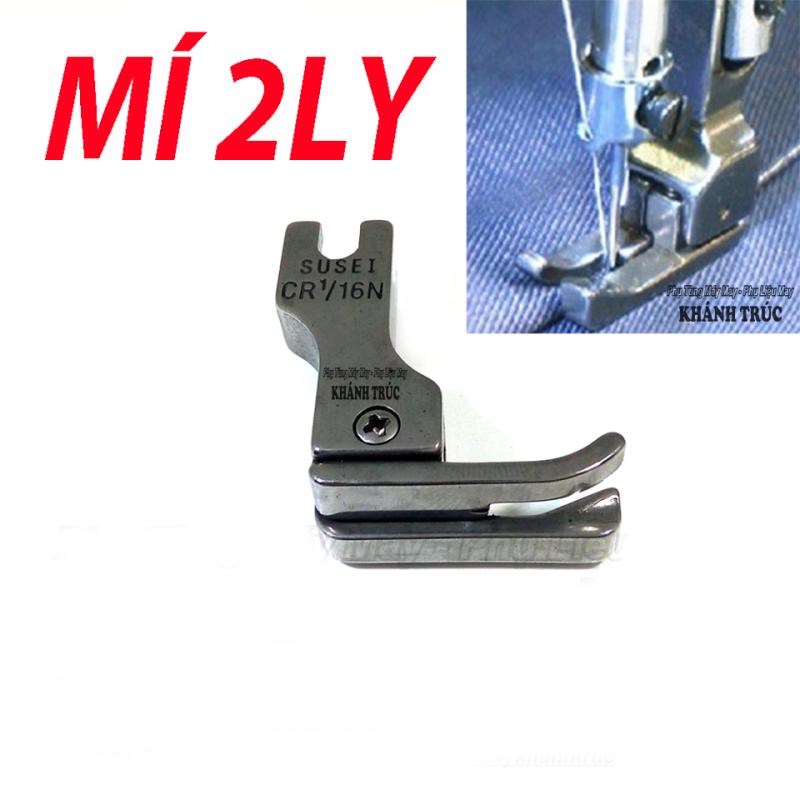 Chân vịt mí 2ly THUẬN máy may 1kim công nghiệp