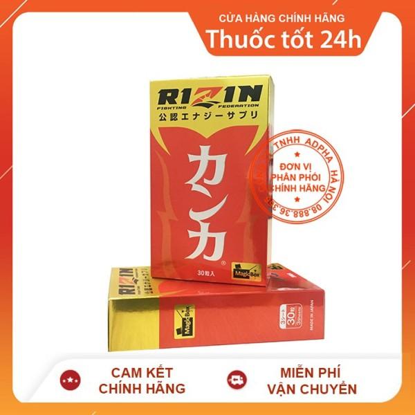 Bổ thận Rizin - Nhập khẩu chính hãng Nhật Bản cao cấp