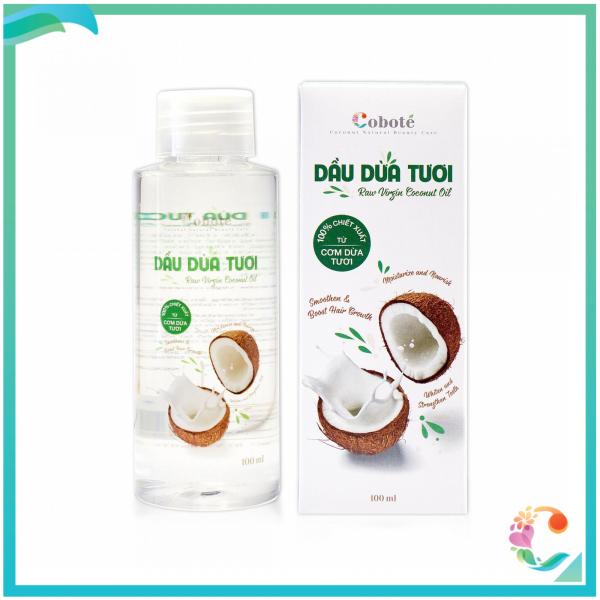 Dầu dừa tươi™ đa năng Coboté - 100% cơm dừa tươi Bến Tre