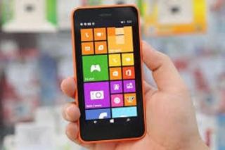 Điện thoại Nokia Lumia 535 Chính Hãng 100% - Kèm Pin Sạc - BH 12 Tháng thumbnail