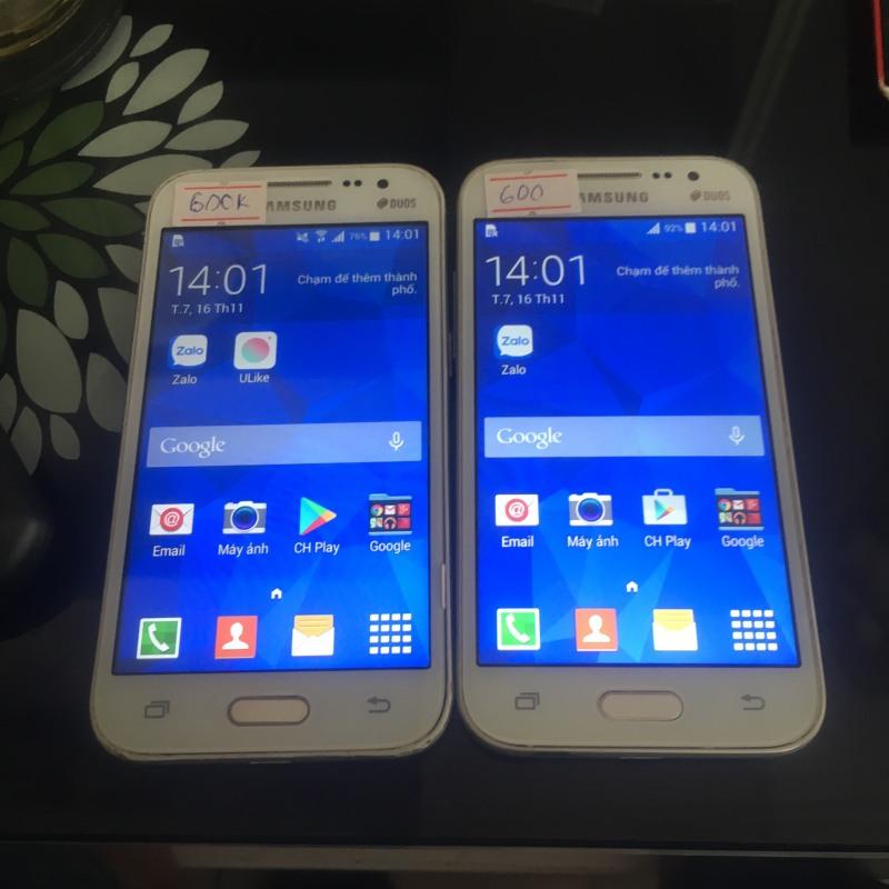 Điện thoại giá rẻ cảm ứng Samsung G360 Ram 1GB Bộ nhớ trong 8GB
