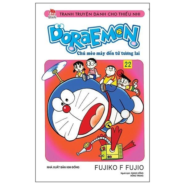 Sách - Doraemon Truyện Ngắn - Tập 22