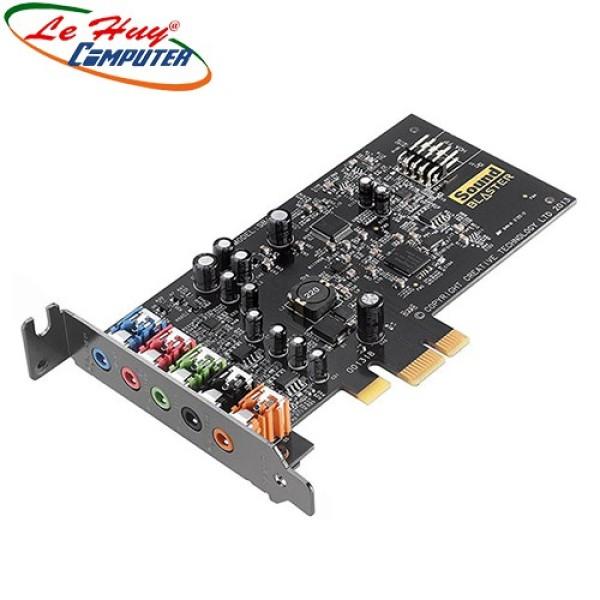 Bảng giá Card Âm Thanh Sound Blaster Audigy Fx 5.1Pcie - Hàng Phong Vũ
