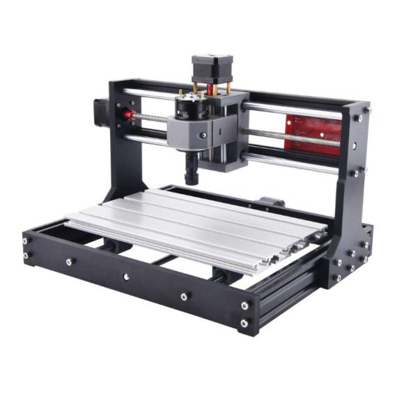 Máy Cắt, Khắc CNC 3018 Pro New + 10 mũi phay PCB + 4 set plates + ER11 + đĩa chương trình + hướng dẫn Chuyên Dụng