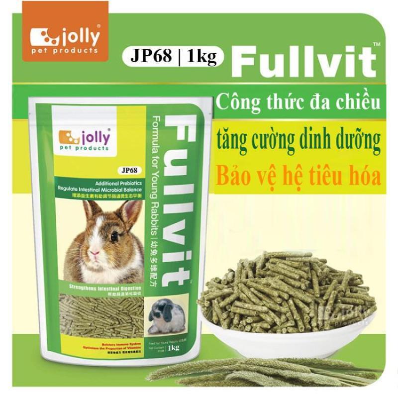 Thức Ăn Nhiều Dinh Dưỡng Cho Thỏ Con 1kg