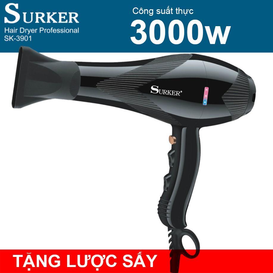 Máy sấy tóc 3000w Surker SK-3901 nhập khẩu