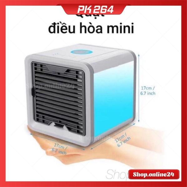 [FREE SHIP - HÀNG CHUẨN] Quạt điều hòa mini hơi nước - Máy Lạnh mini hơi nước - (loại 1 BH24T) - Arctic Air