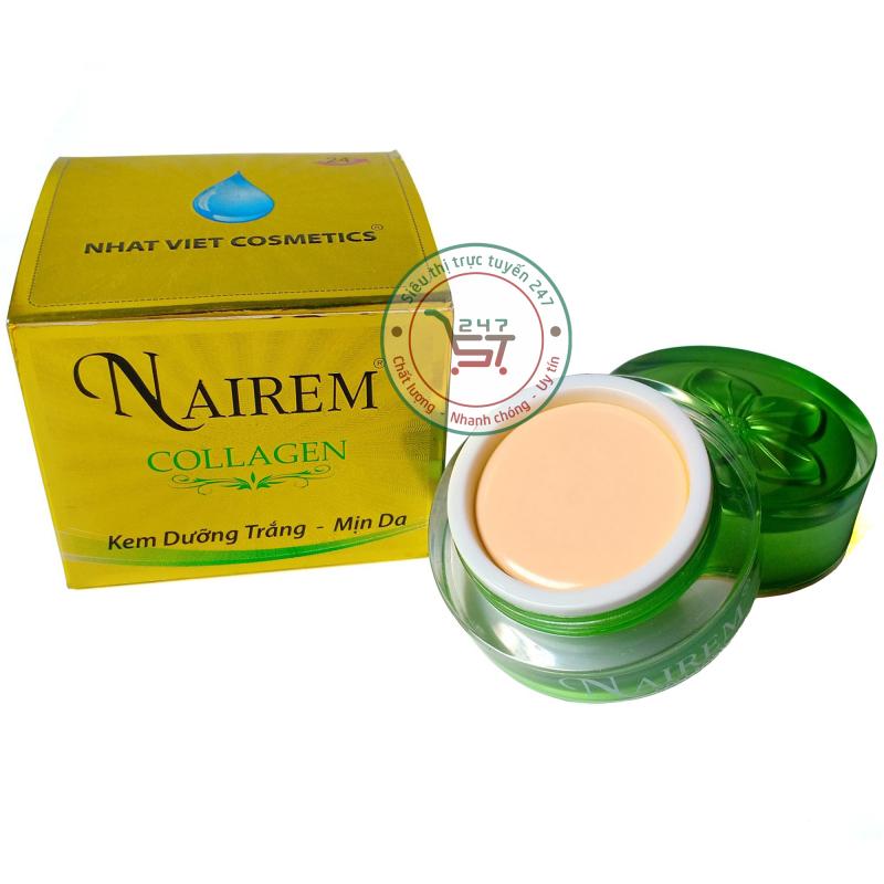 Kem dưỡng trắng - Mịn da Nairem 13g (Vàng)Siêu thị trực tuyến 247