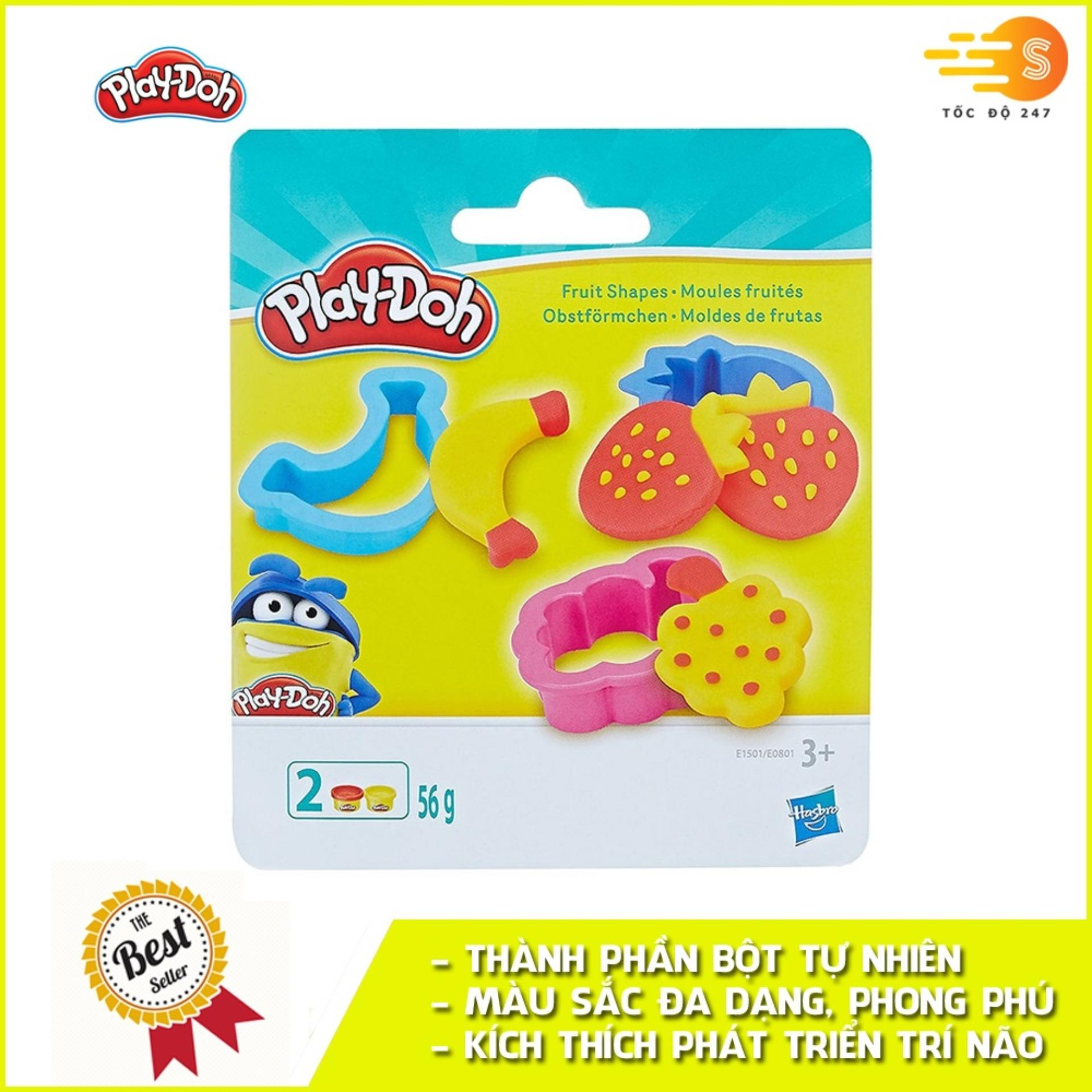 Bộ Bột Nặn Tạo Hình đầu đời Play-Doh E0801 Giá Giảm