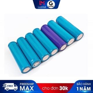 Cellpin Gutek Pin 18650 1200mah Chuẩn Dung Lượng Dùng Cho Sạc Dự Phòng Quạt Mini Tích Điện Loa Bluetooth thumbnail