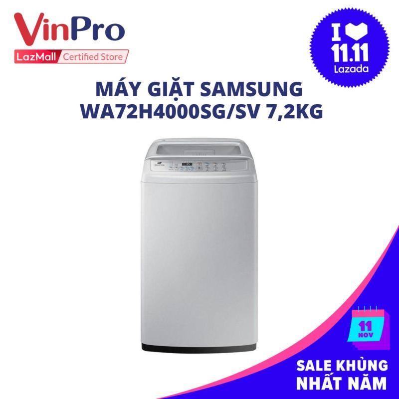 Bảng giá Máy giặt Samsung WA72H4000SG/SV 7,2kg Điện máy Pico