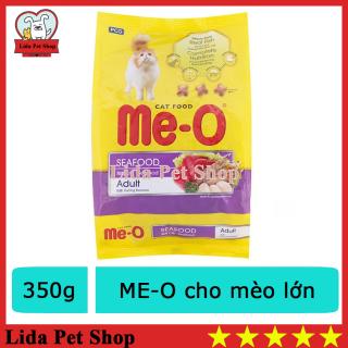 HN- Thức ăn cho mèo lớn đã trưởng thành trên 1 tuổi ME-O Adult 350gr thumbnail