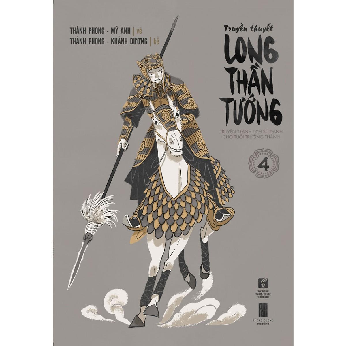 Mua Truyền thuyết Long Thần Tướng (Tập 4)