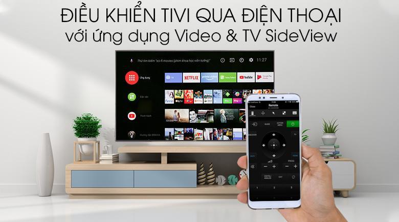 Android Tivi Sony 4K 65 inch KD-65X9000F