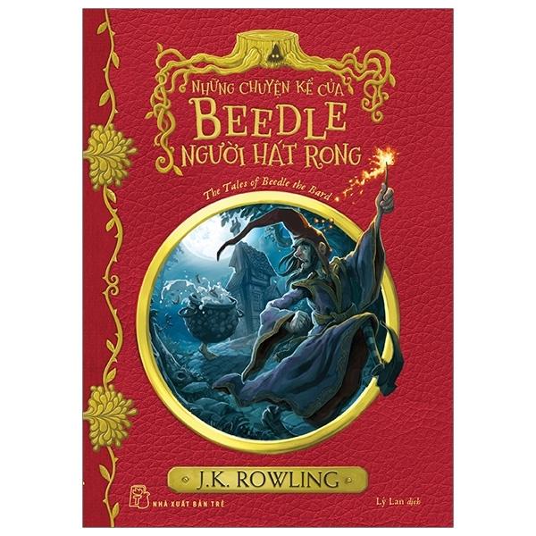 Mua Fahasa - Những Chuyện Kể Của Beedle Người Hát Rong - Harry Potter Ngoại Truyện
