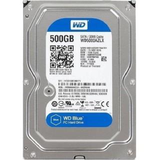 Ổ cứng 500GB PC máy bàn,laptop đầu ghi HDD WD 500gb thumbnail