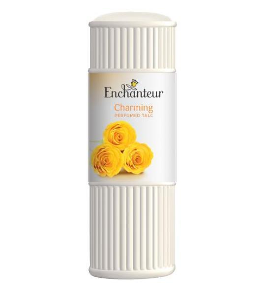 Enchanteur - Phấn thơm cao cấp hương Charming 50 gr cao cấp
