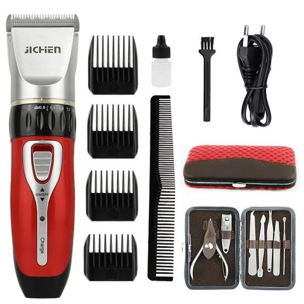 Tông đơ cắt tóc giành cho trẻ em và gia đình Jichien JC-0817 giá rẻ