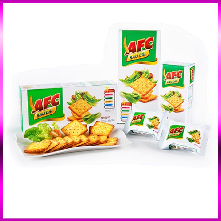 Bánh dinh dưỡng AFC Kinh Đô 200g vị rau