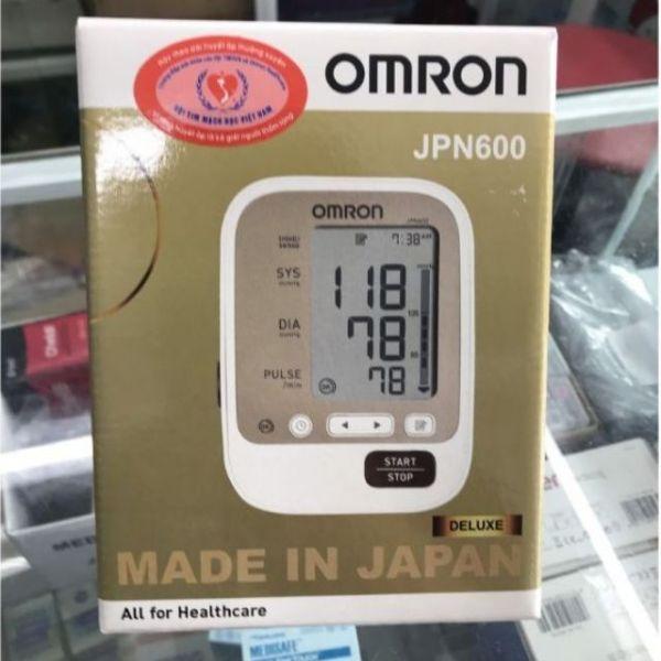 Máy Đo Huyết Áp Hem Jpn600 bán chạy