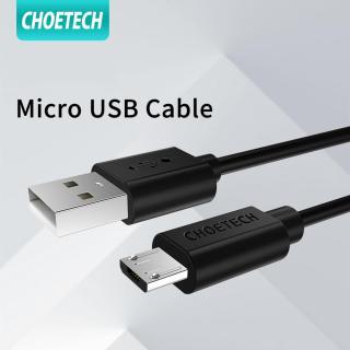 Choetech Cáp micro USB 100% chính hãng vỏ bằng chất liệu nhựa bền chắc - INTL thumbnail